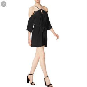 Bar III off the shoulder dress